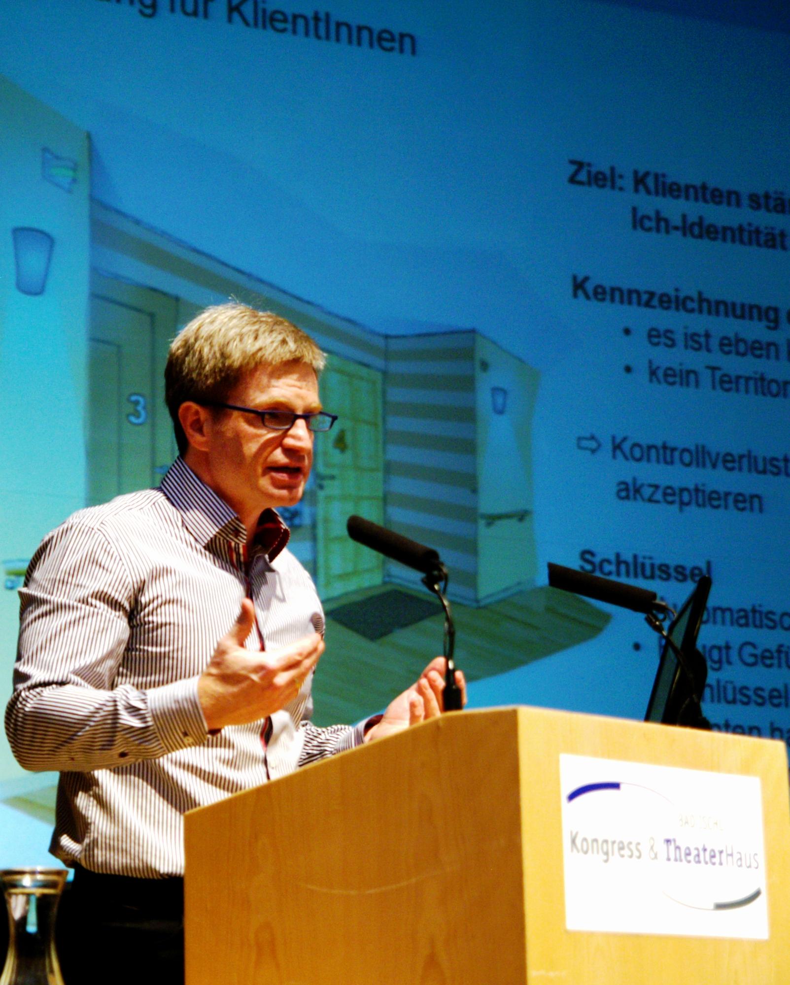 Dr. Peter Michel-Auli (Kuratorium Deutsche Altershilfe - KDA)