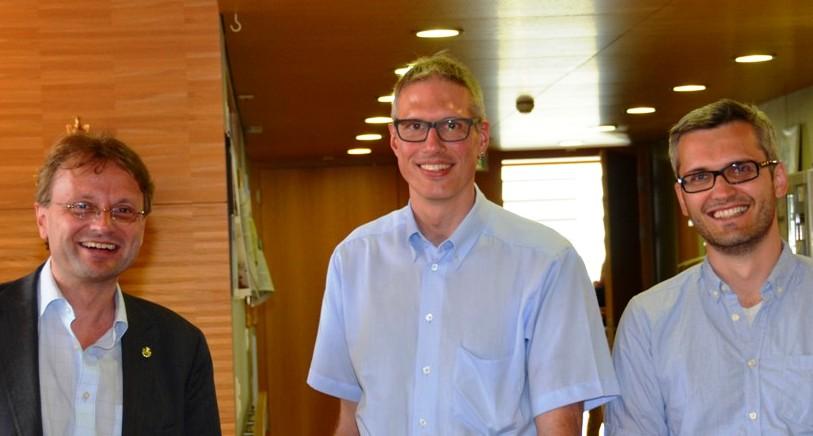 Gelebte Netzwerkpraxis: Gegenbesuch in Liechtenstein