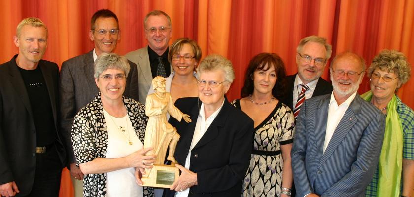 Posthum-Preisverleihung im NÖLPH Wilhelmsburg