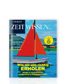 ZEIT-Wissen Erholung Cover 04-2016