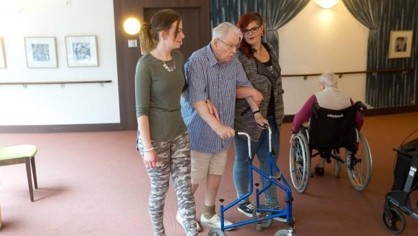 FAZ-Bericht Behinderte