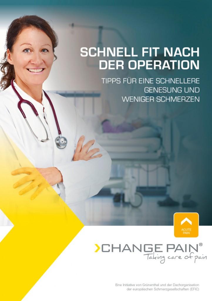 Schmerz-Patientenbroschüre 2016