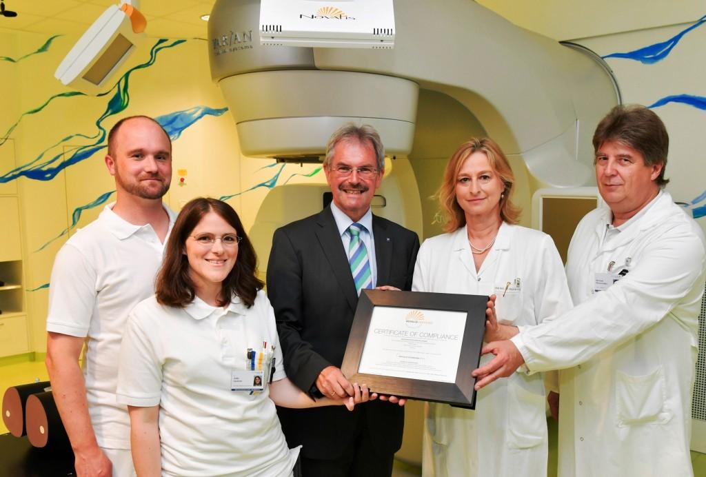 Krems-Strahlentherapie