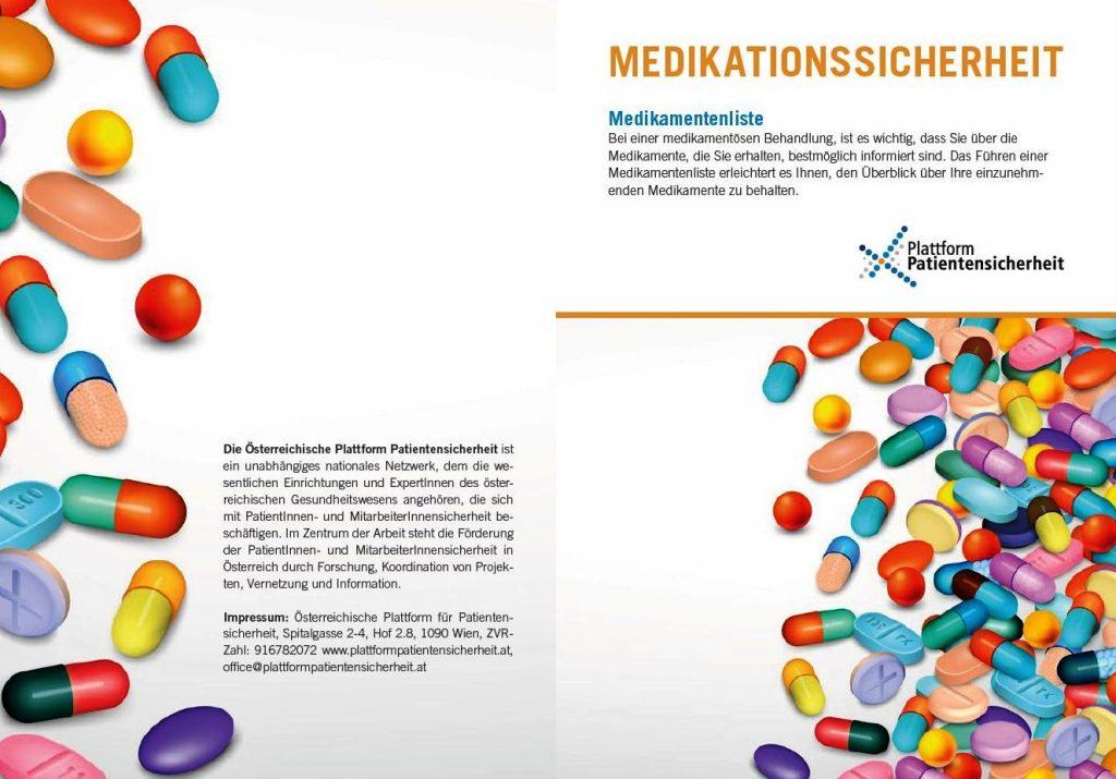 medikationssicherheit