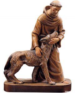 franziskus-statuette