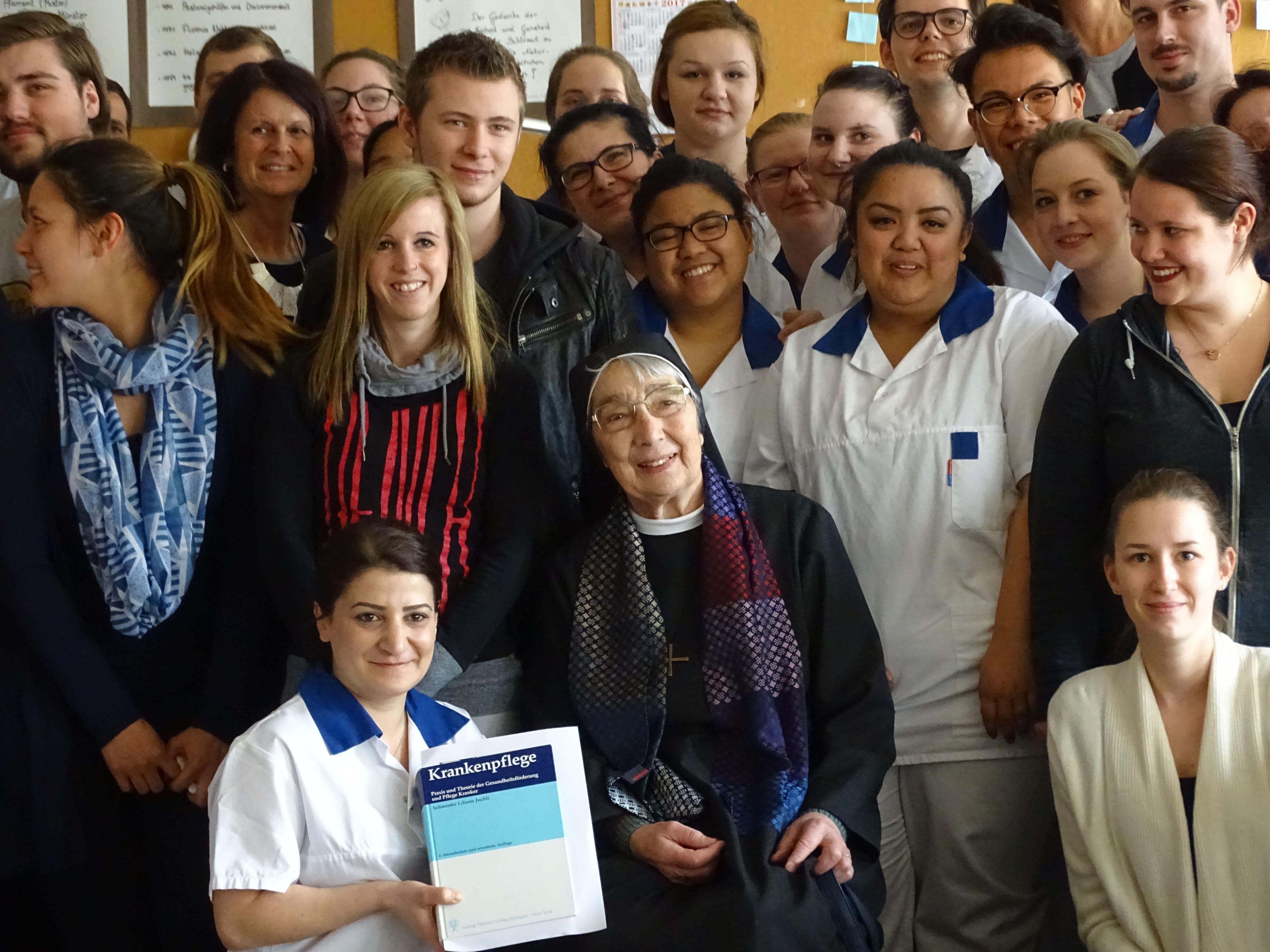 Dynamisch wachsendes Pflegewissen