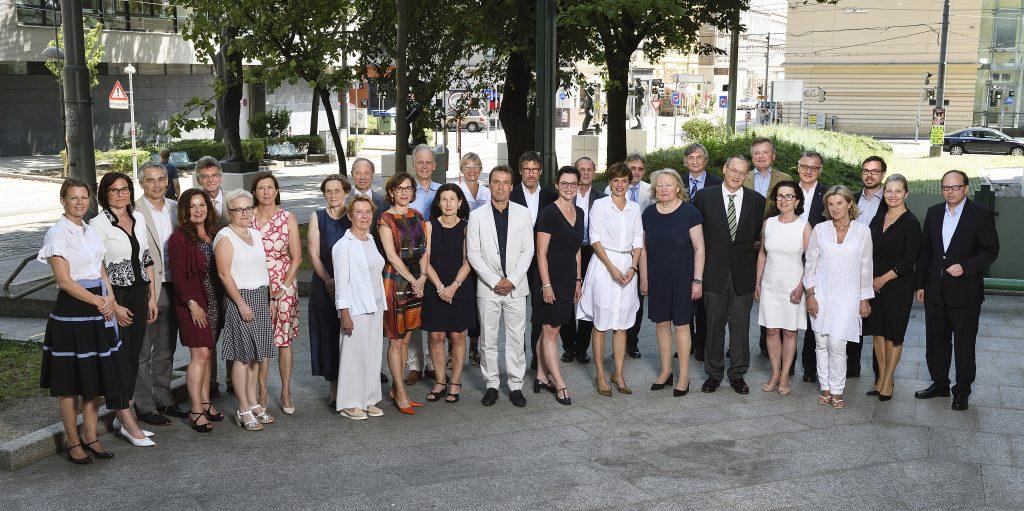 Tagung des Oberster Sanitätsrates am 24.6.2017 in Wien