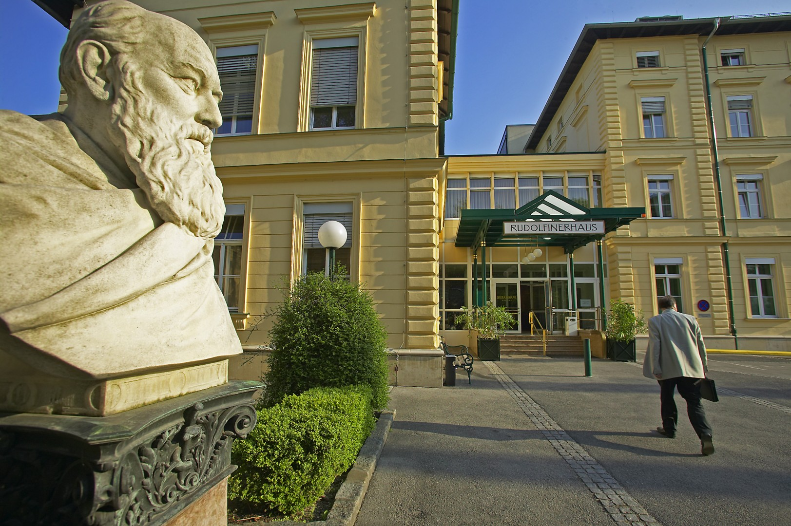 Rudolfinerhaus Billroth
