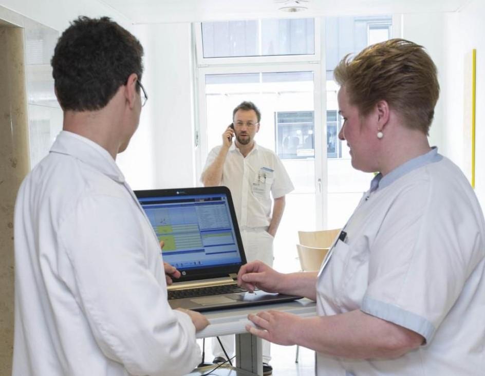 Digitale Krankenhausakte BB2017