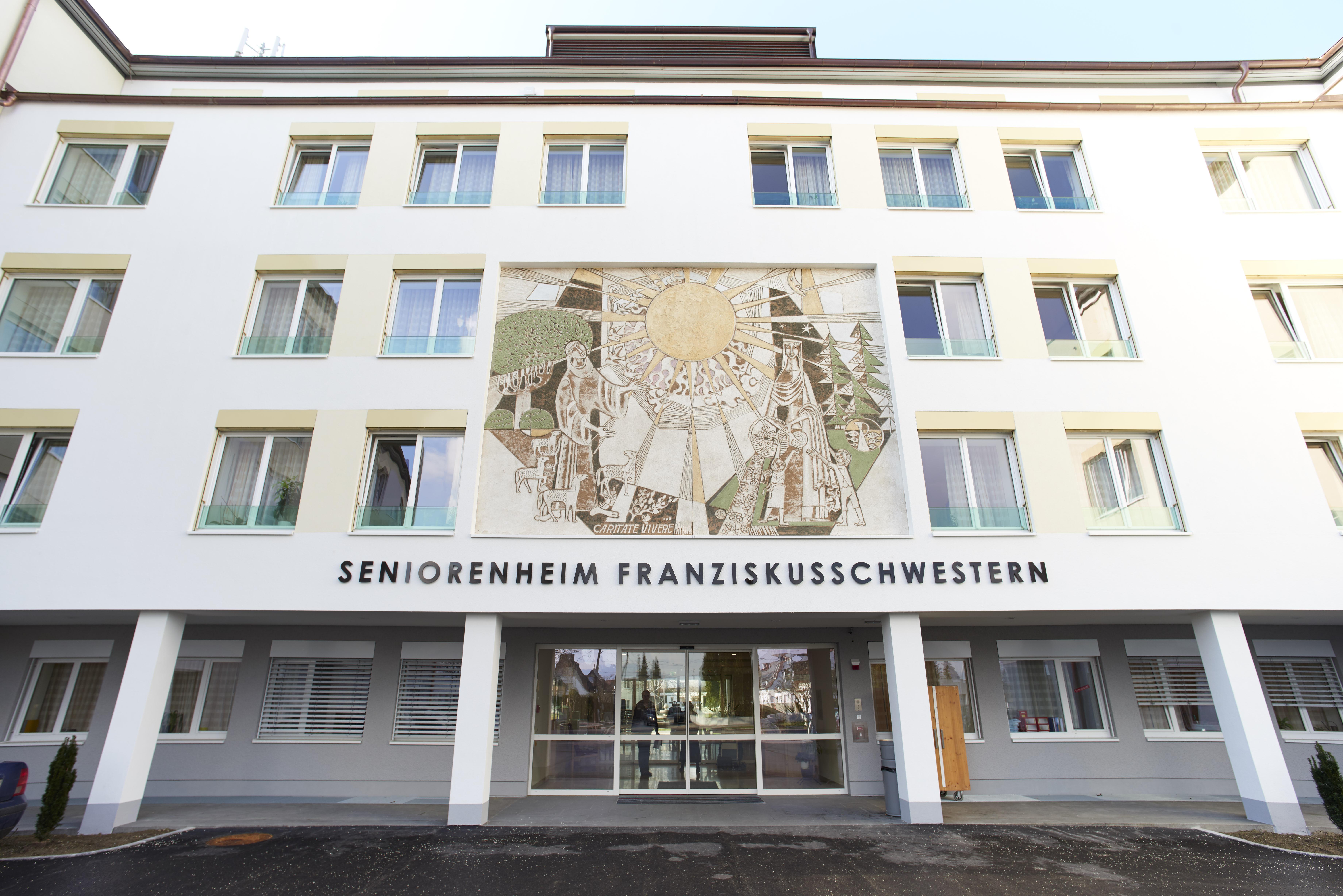 Seniorenheim Franziskusschwestern Linz 022018