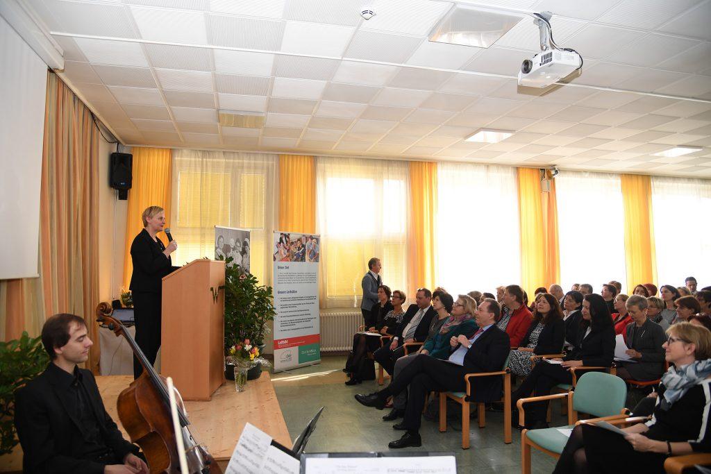 STR Frauenberger feiert 100-Jahr-Jubiläum der Schule für Allg. Gesundheits- und Krankenpflege