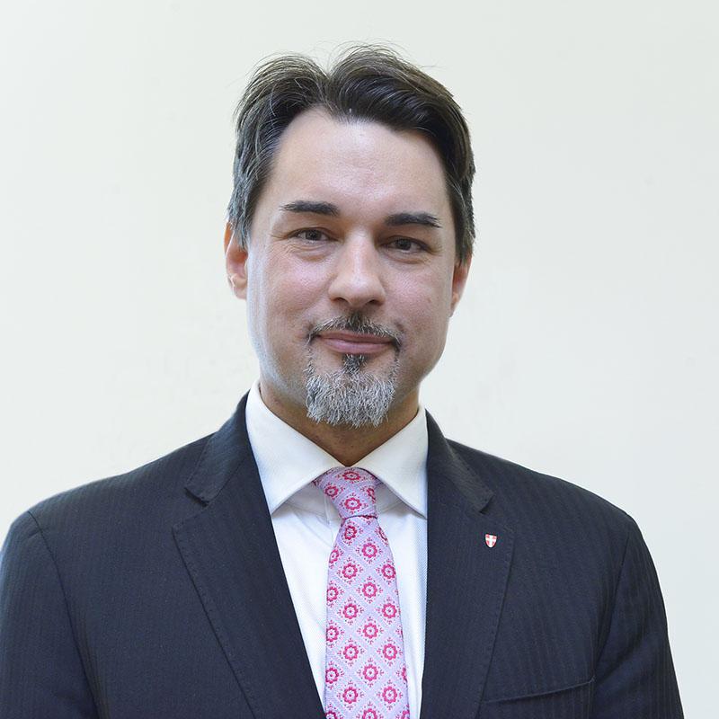 Amtseinführung und Vorstellung der Mitglieder der Kollegialen Führung des Krankenhaus Nord. Pflegedir. Jochen Haidvogel