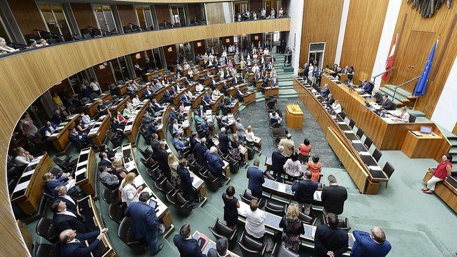 Parlament Österreich 032018