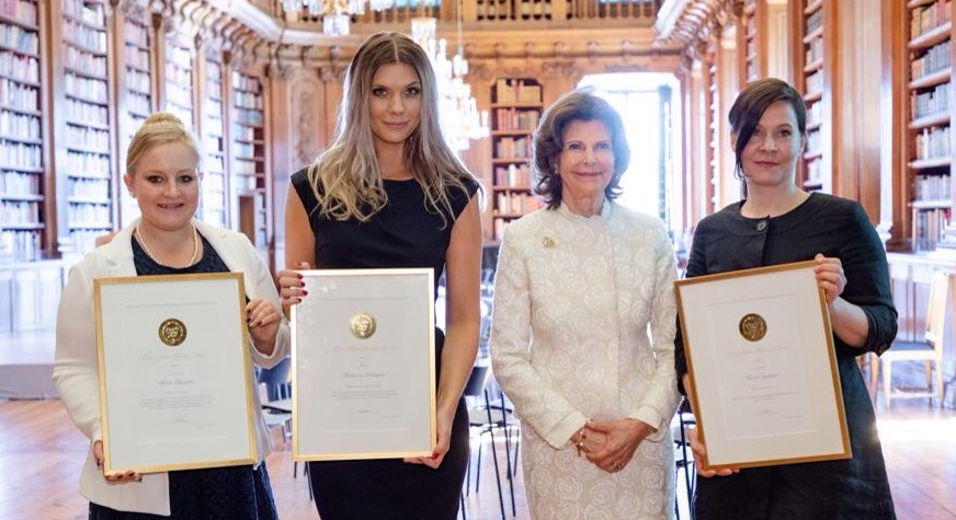 Queen Silvia Nursing Award 2018