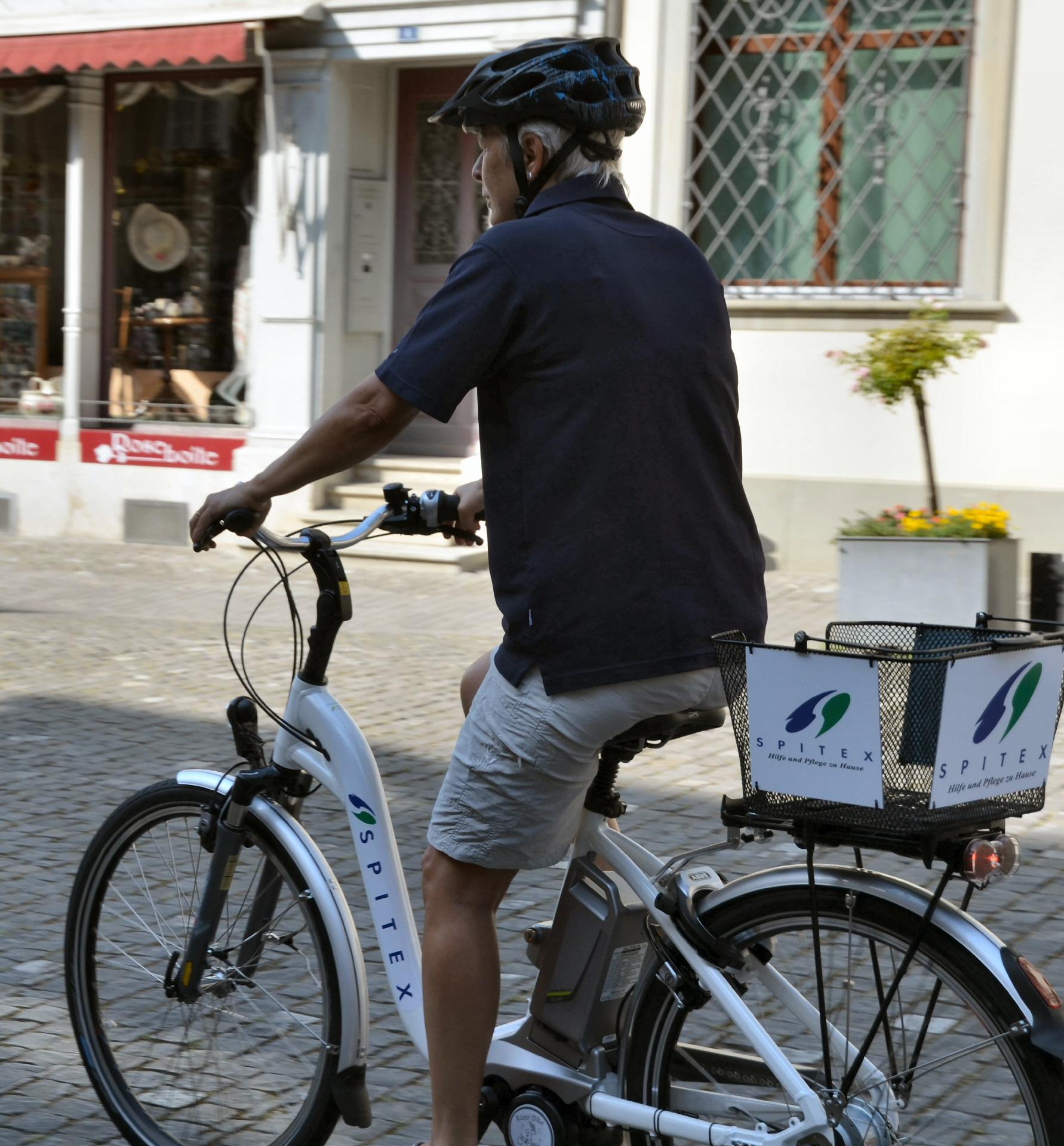 SPITEX-Fahrrad