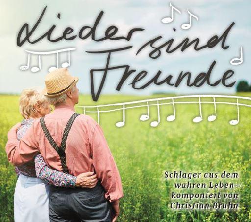 CD Lieder-sind-Freunde