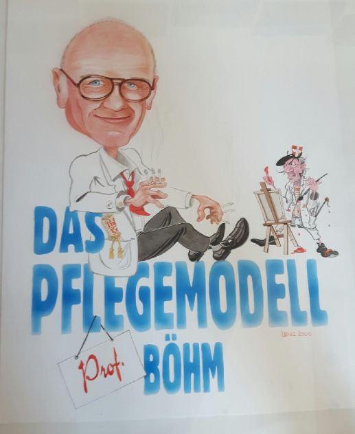 Böhm-Grafik-Pflegemodell