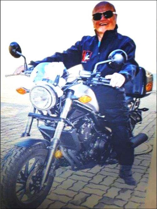 Böhm-Motorrad 2018