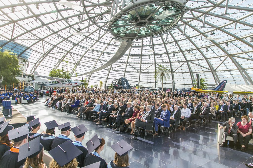 PMU Feier, Hangar 7 Salzburg, 20181005 Foto: wildbild, Herbert Rohrer