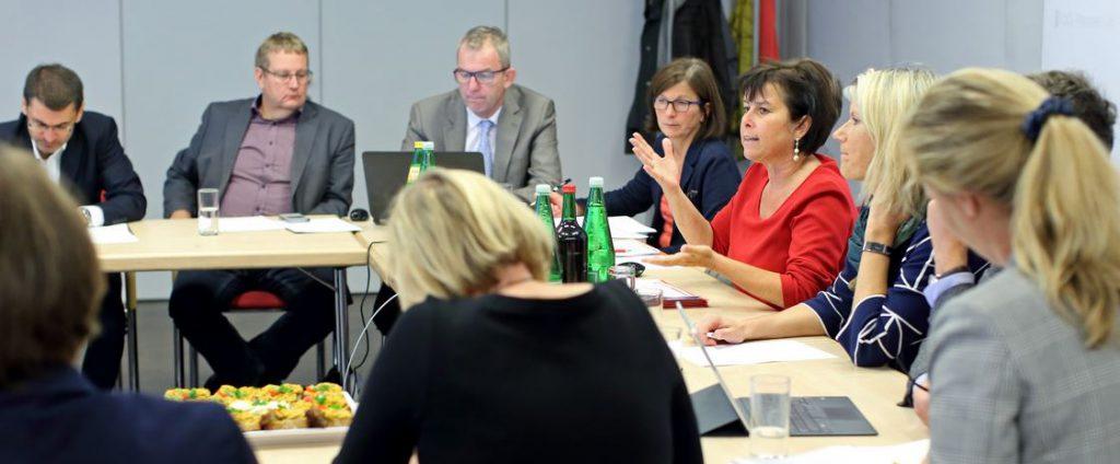 Runder Tisch Altenpflege OÖ 10-2018