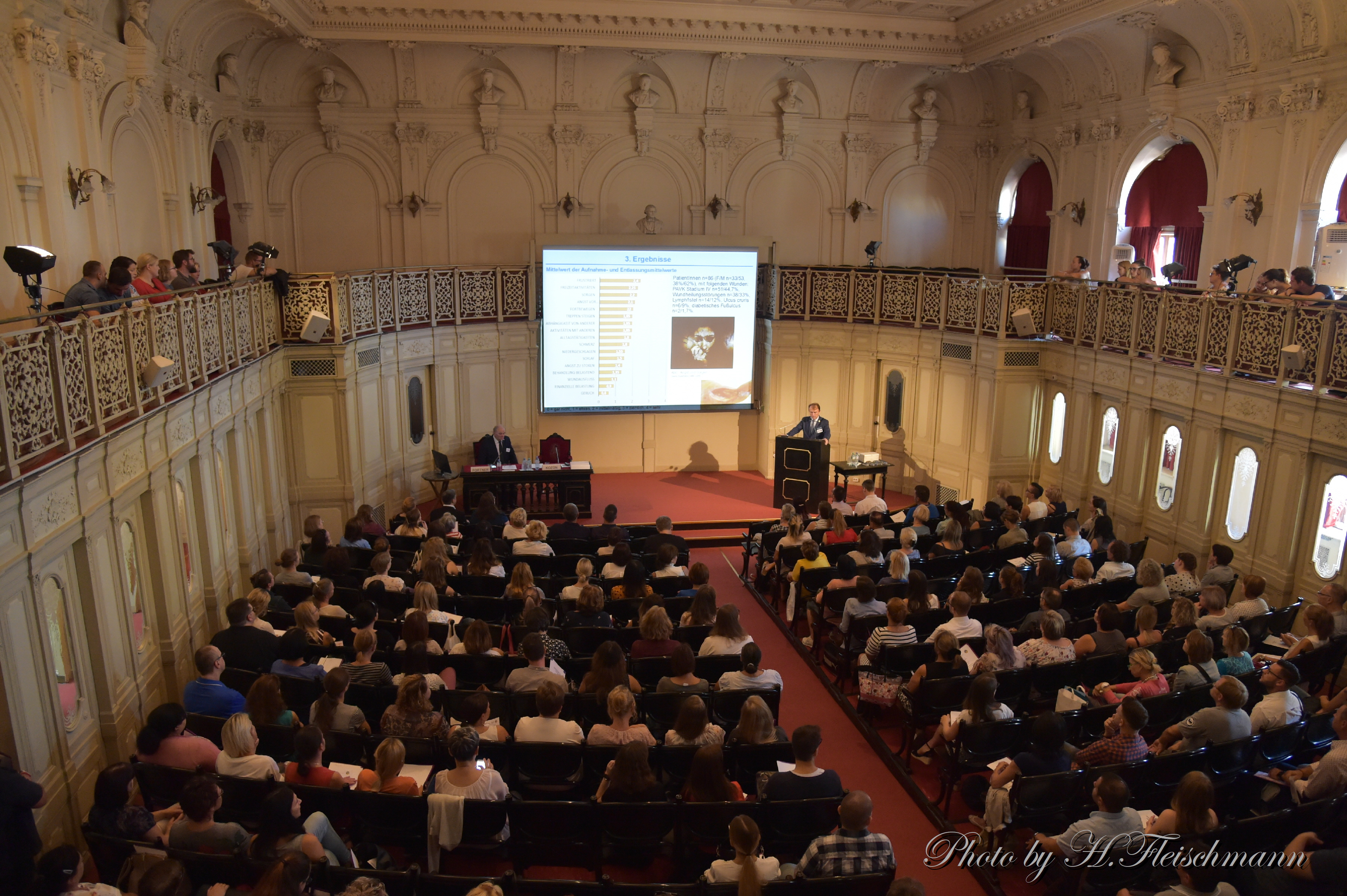 WDM-Wundtag Wien 12.9.2018 - Vortragssaal
