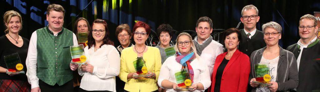 Preisträger - Sinnstifter-Award-OÖ-2018