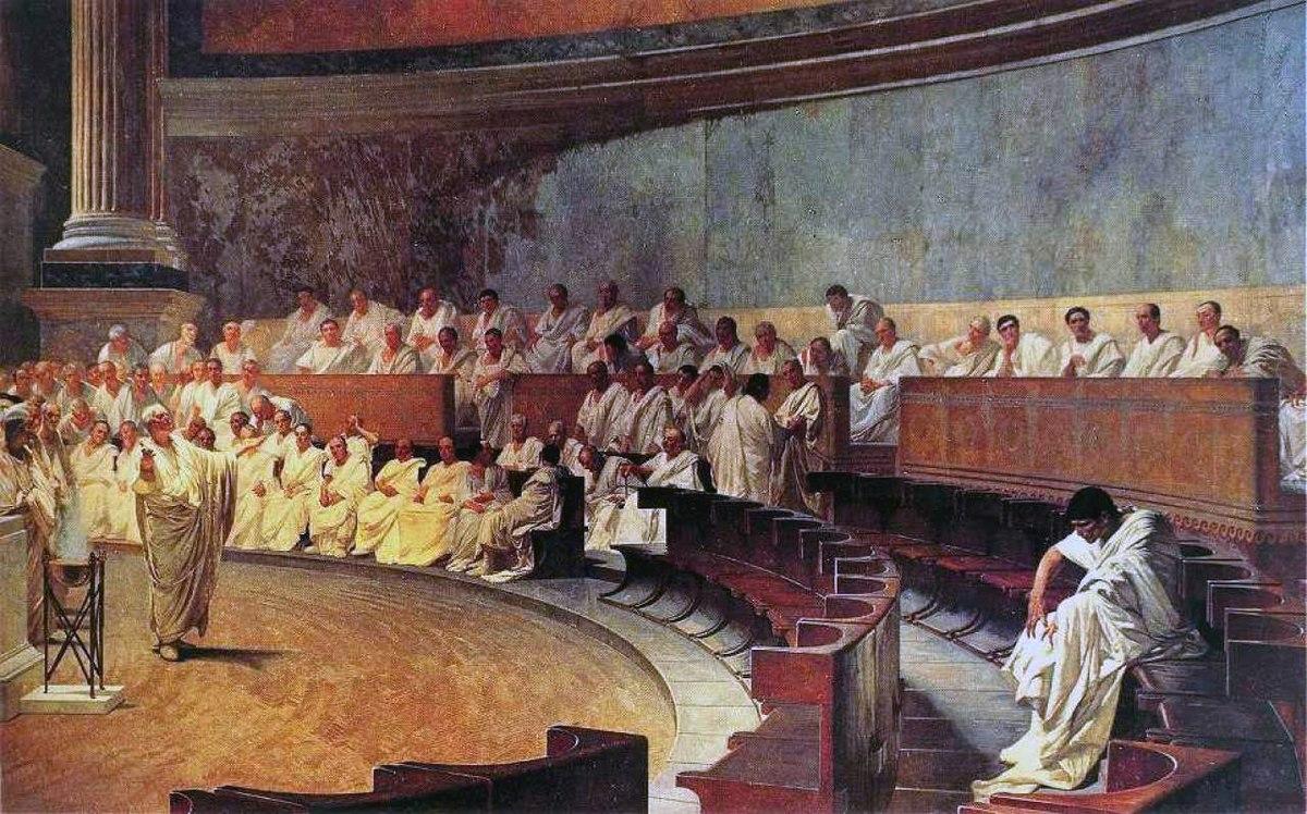 Senat Rom