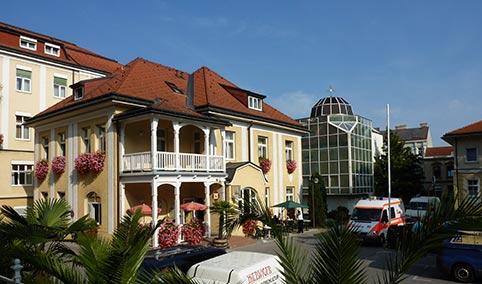 SJK-Wien Gartenansicht