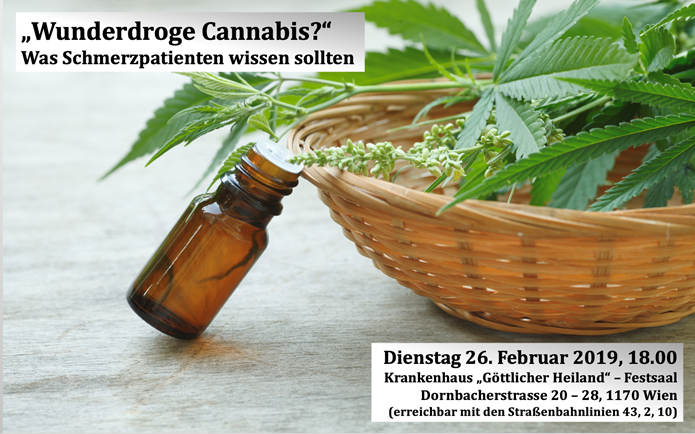 """""""Wunderdroge Cannabis"""""""