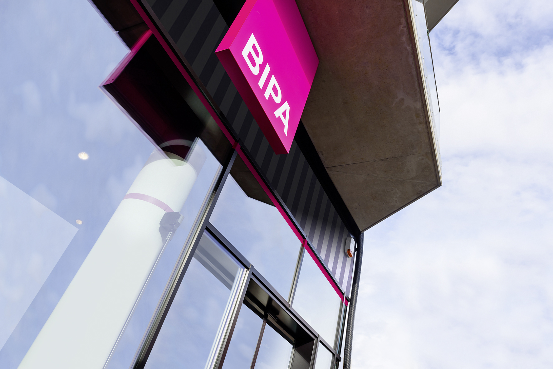 BIPA Filiale Aussenansicht 1_Copyright BIPA