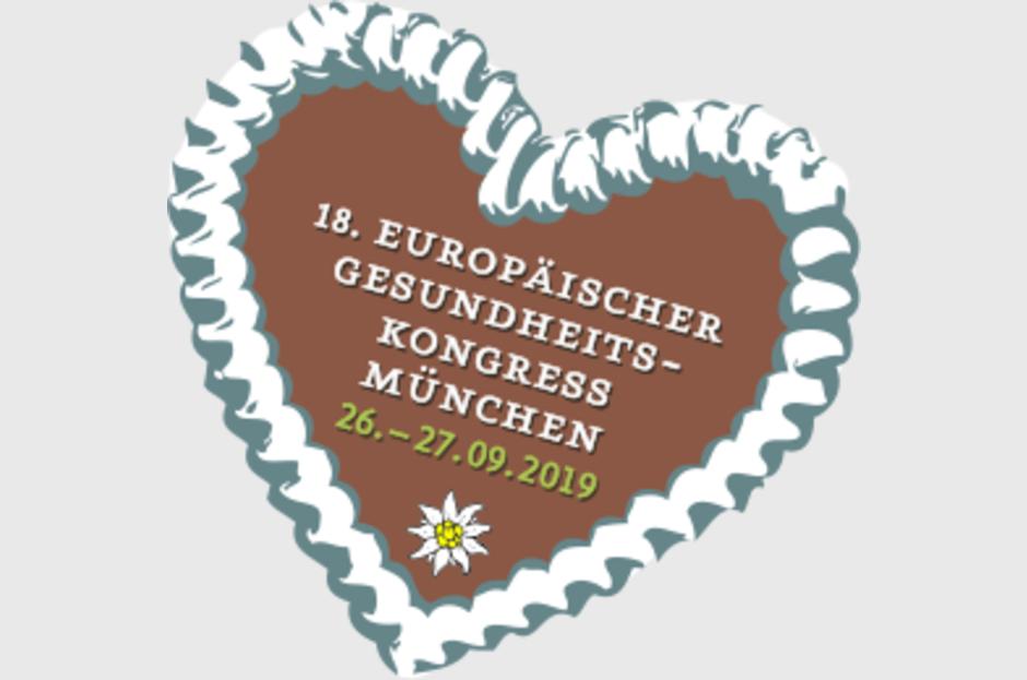 18. Europ. Gesundheitskongress 2019