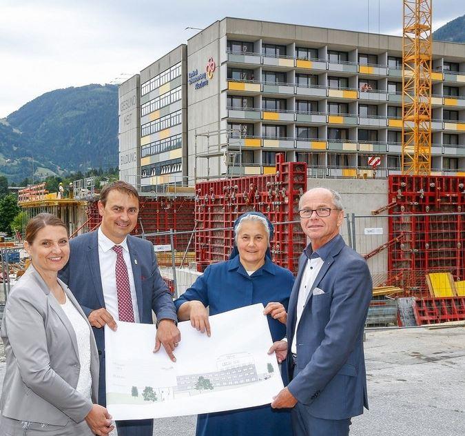 KS-Klinikum Schwarzach BSc-Pflegestudium_Szart-2019