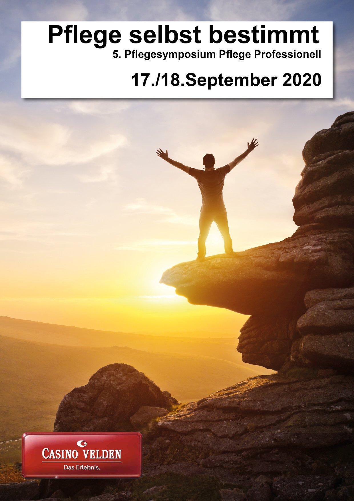 5. Pflege-Symposium: Pflege selbst bestimmt