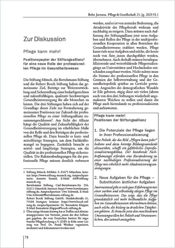 Positionspapier-Stiftungsallianz_Cover