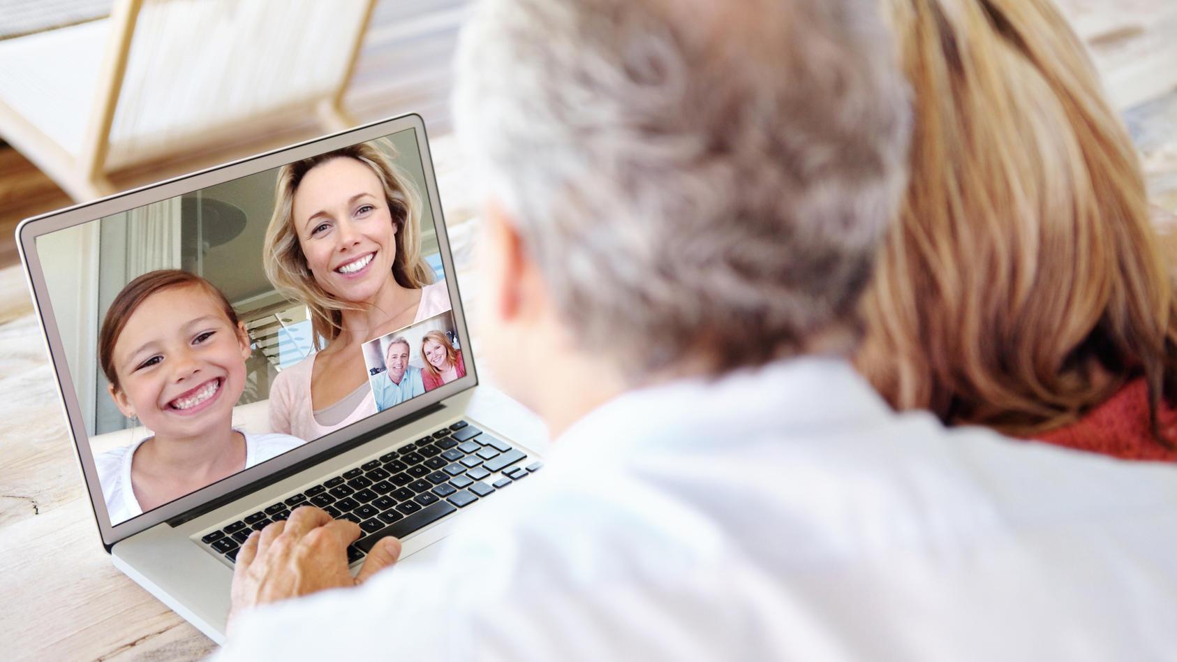 Video-Telefonie Generationen_RTL