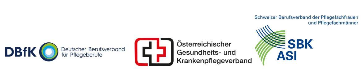 Berufsverbände_D-A-CH_Logobalken